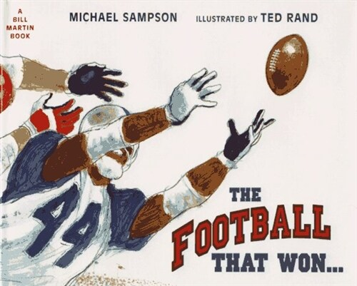 The Football that Won (Paperback, 1st)