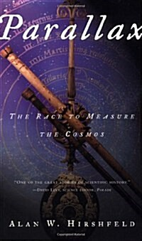 Parallax: The Race to Measure the Cosmos (Paperback)