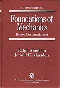 Foundations of Mechanics: 2nd Edition (Hardcover, 2nd)