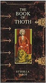 Book of Thoth - Etteilla Tarot (Other)