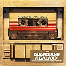 [수입] Guardians Of The Galaxy - Awesome Mix Vol.1 O.S.T.