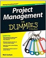 Project Management for Dummies - UK (Paperback, 2, UK)