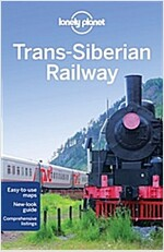 Lonely Planet Trans-Siberian Railway (Paperback, 5, Revised)