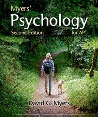 Myers' Psychology for AP(R) (Hardcover, 2)