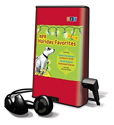NPR Holiday Favorites [With Earphones] (Pre-Recorded Audio Player)