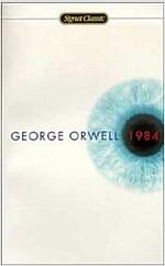 1984 (Mass Market Paperback, 미국판)