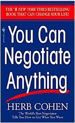 You Can Negotiate Anything (Mass Market Paperback)