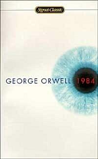 [중고] 1984 (Mass Market Paperback, 미국판)