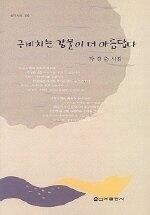 구비치는 강물이 더 아름답다 : 박경춘 시집