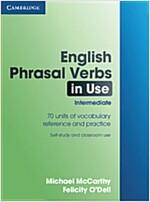English Phrasal Verbs in Use Intermediate (Paperback)