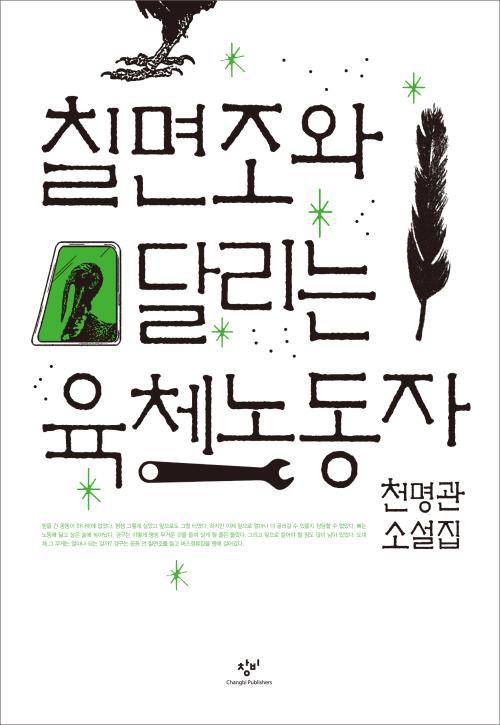 칠면조와 달리는 육체노동자 : 천명관 소설집