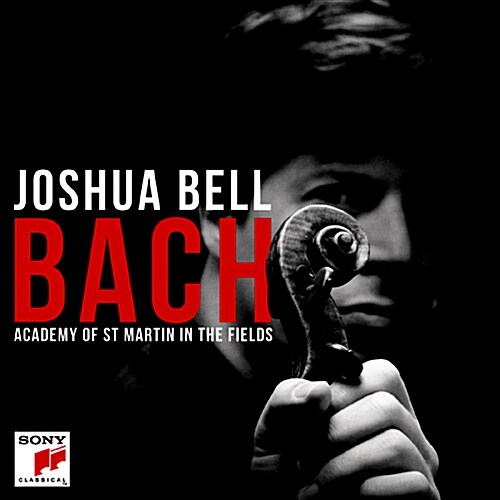 바흐 : 바이올린 협주곡 1, 2번 & 샤콘느