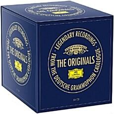 [수입] DG The Originals - 디 오리지널스의 전설 [50CD 한정반 박스세트]