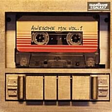 [수입] 가디언즈 오브 갤럭시: Awesome Mix Vol.1 O.S.T. [LP]