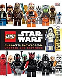 Lego Star Wars Character Encyclopedia (Hardcover, Updated, Expand)