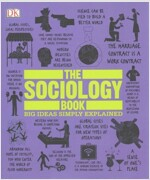 The Sociology Book: Big Ideas Simply Explained (Hardcover)