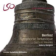 [수입] 베를리오즈 : 환상 교향곡 & 웨이벌리 서곡 Op.1 [SACD Hybrid + Blu-ray Video/Audio]