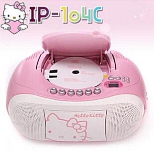 헬로키티 포터블 카세트 IP-104C