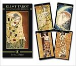 Golden Tarot of Klimt Mini Deck: Pocket Gold Edition (Other)