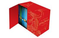 Harry Potter Box Set: The Complete Collection Children's Hardback (Paperback)