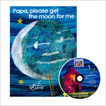 Papa, Please Get the Moon for Me (Paperback + CD)