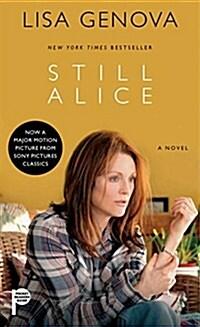 Still Alice (Mass Market Paperback, Media Tie-In)