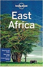 Lonely Planet East Africa (Paperback, 10)