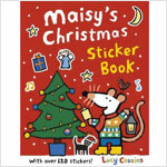 Maisy's Christmas Sticker Book 메이지 크리스마스 스티커북 (Paperback)