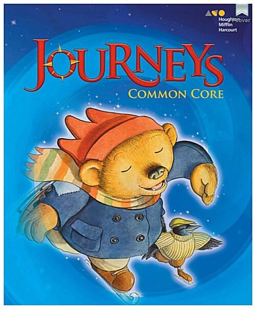 Journeys: Common Core Student Edition Volume 2 Grade K 2014 (Paperback)