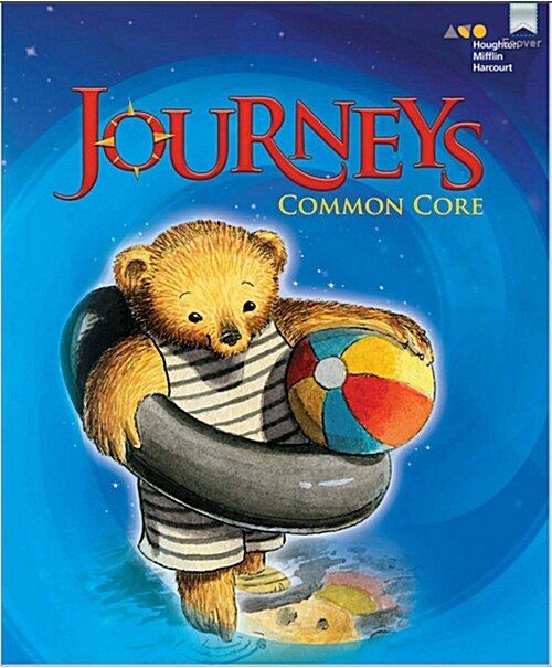 Journeys: Common Core Student Edition Volume 1 Grade K 2014 (Paperback)