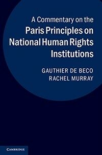 A commentary on the Paris Principles on national human rights institutions