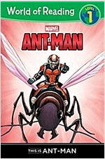 Ant-Man: This Is Ant-Man (Paperback)