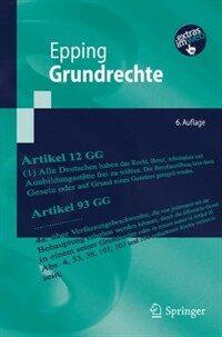 Grundrechte 6. Aufl
