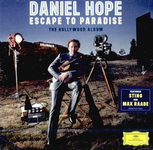 [수입] Escape To Paradise - 다니엘 호프가 연주하는 할리우드 영화음악
