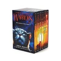 Warriors: Power of Three Box Set: Volumes 1 to 6 (Boxed Set)