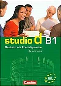 studio d Deutsch als Fremdsprache Grundstufe B1: Gesamtband Sprachtraining (Paperback)