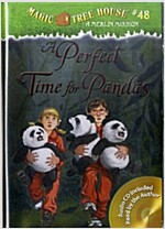 Magic Tree House #48 : A Perfect Time for Pandas (Paperback + CD)