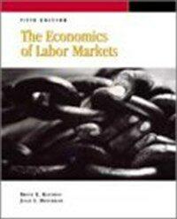 The economics of labor markets 5th ed