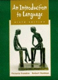 An introduction to language 6th ed
