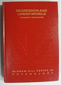Regression and linear models