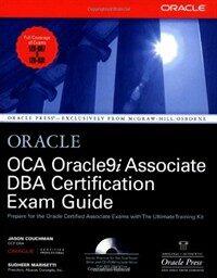 OCA Oracle9i associate DBA certification exam guide