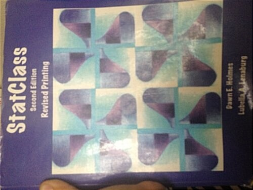 StatClass: Second Edition: Revised Printing (Paperback, 2nd)
