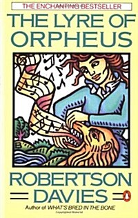 The Lyre of Orpheus (Paperback)
