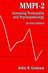 MMPI-2: Assessing Personality and Psychopathology (Hardcover, 2nd)