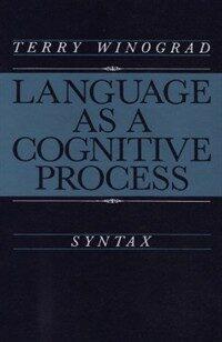 Language as a cognitive process