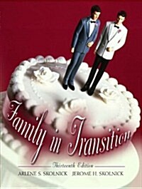 [중고] Family in Transition (13th Edition) (Paperback, 13th)