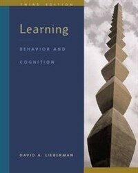 Learning : behavior and cognition 3rd ed