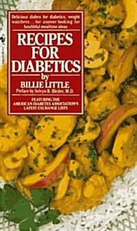 Recipes for Diabetics (Paperback)