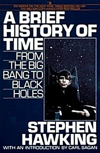 A Brief History of Time: From the Big Bang to Black Holes (Paperback)