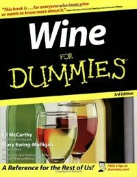 Wine for dummies 3rd ed